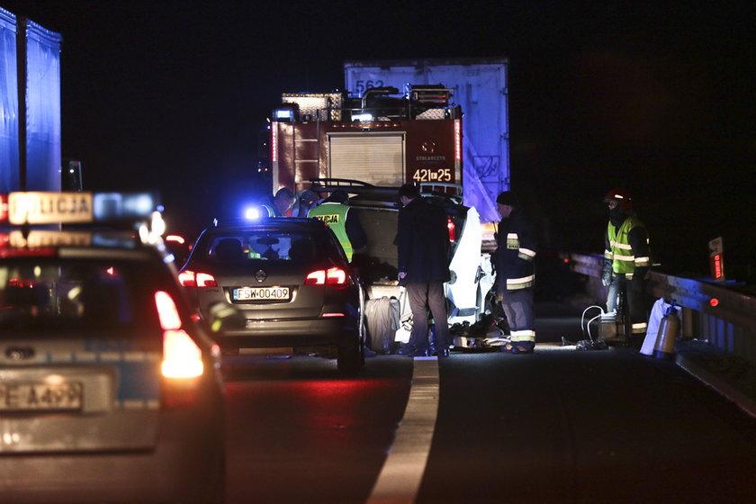 Śmiertelny wypadek na drodze S3 koło Świebodzina
