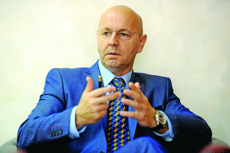 Miloje Obradović, direktor Komisije za zaštitu konkurencije