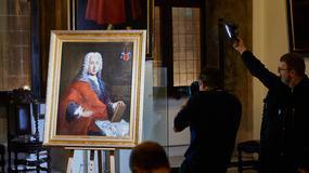 XVIII-wieczny portret naukowca i medyka trafił do muzeum