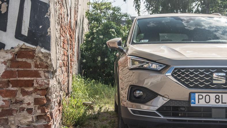 Test: Seat Tarraco 2.0 TSI 190 KM DSG 4Drive - komfortowy jak… nie-Seat!