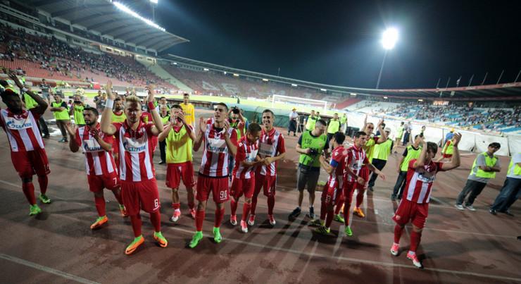 FK Crvena zvezda, FK Irtiš