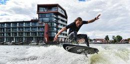 WakeGP 2018. Wakesurferzy będą rywalizować w Bydgoszczy