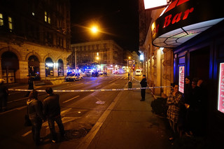 Węgry: Trwa ustalanie przyczyn wybuchu w Budapeszcie