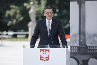 Morawiecki: Jesteśmy przeciwko centralizacji, opowiadamy się za silną rolą państw suwerennych