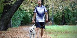 Pan Mariusz i jego pies Chico pokonali 3 tys. kilometrów