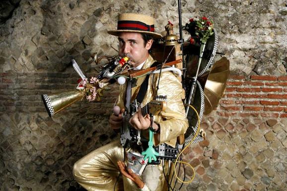 Čovek orkestar - Mark-di-Giuseppe