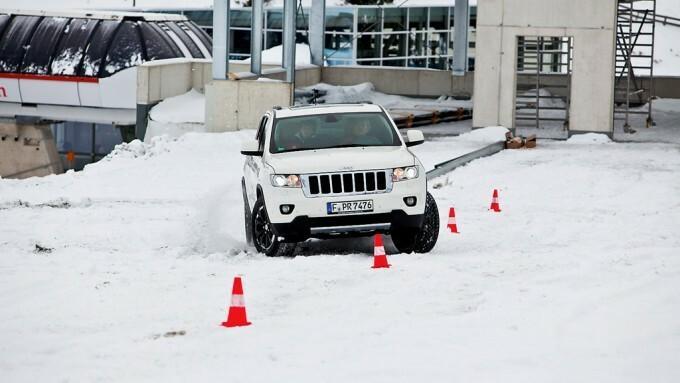 Zimowy test napędów 4x4