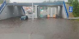 Na Śląsku przeciekał wał przeciwpowodziowy