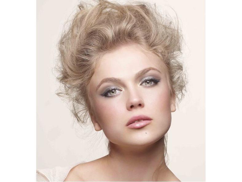 Wiosenny makijaż od Smashbox - Grey Glam