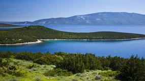 Jedna z najbardziej zielonych wysp Chorwacji