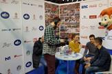 Sportske igre mladih, FK Partizan