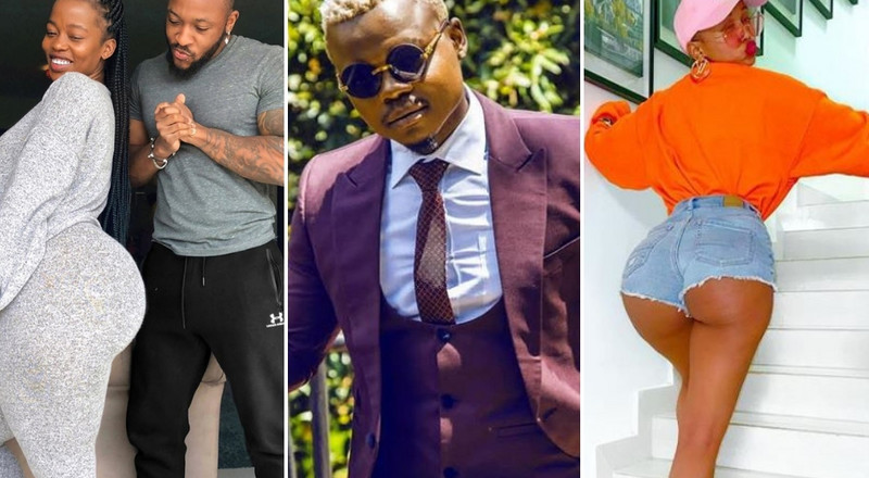Corazon Kwamboka, Frankie Justgymit dating? Harmonize's AfroEast album deleted and other top stories