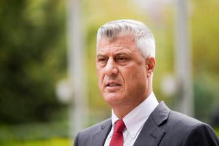 Prezydent Kosowa zrezygnował przez zbrodnie wojenne