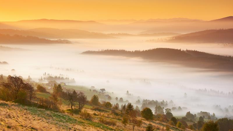Jesień w Polsce - najpiękniejsze miejsca