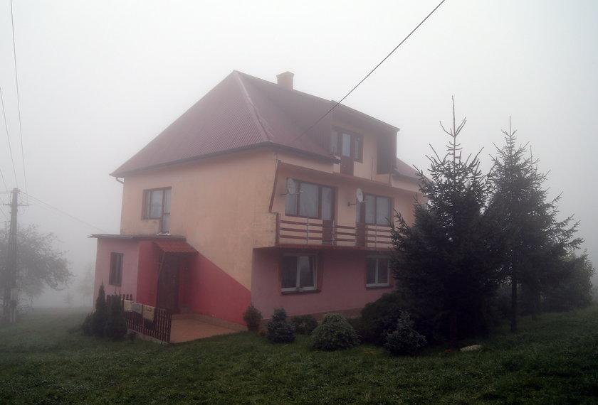 W tym domu mieszkała Monika