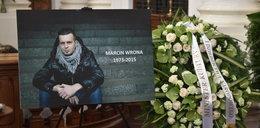 Dziś pierwsza rocznica śmierci Marcina Wrony
