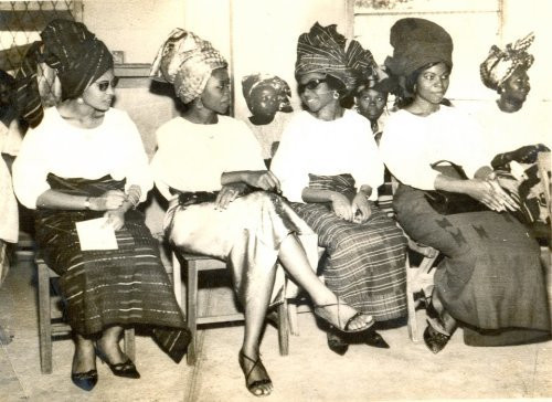 What wedding guests looked like in 1961 [Nigeria Nostalgia]