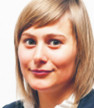"""Dorota Głowacka, prawniczka """"Obserwatorium Wolności Mediów w Polsce"""" Helsińskiej Fundacji Praw Człowieka."""