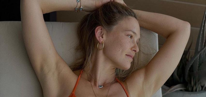 Bar Refaeli pokazała brzuch po trzech ciążach. Fani zachwyceni formą 36-letniej modelki