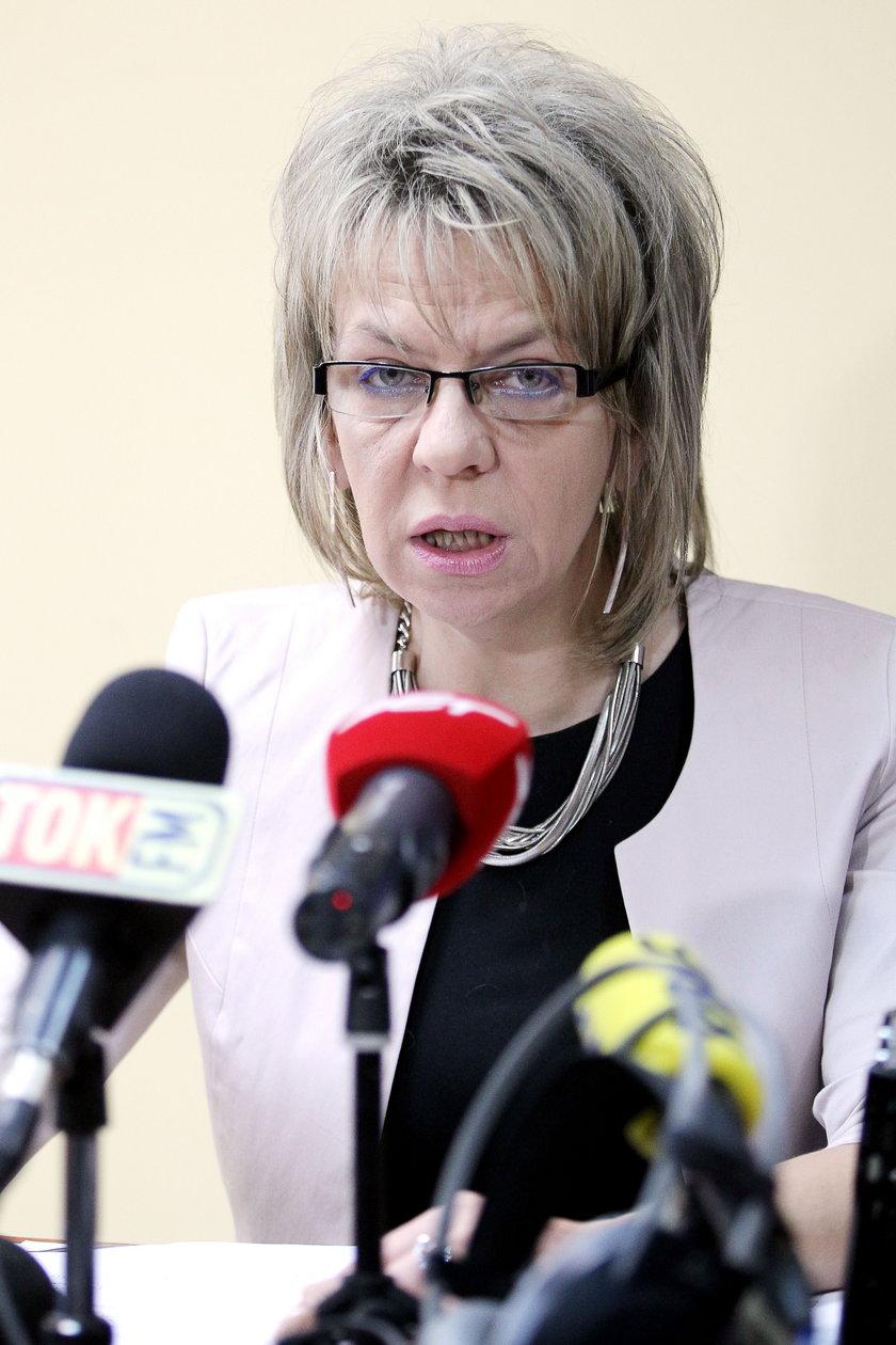 Sylwia Kobyłkiewicz, dyrektor Urzędu Kontroli Podatkowej