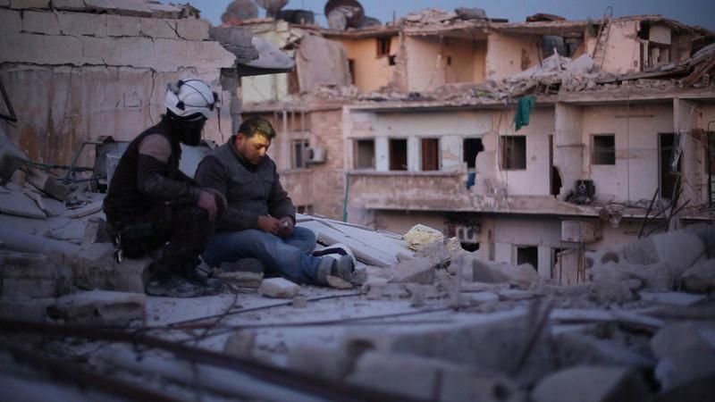 """""""Ostatni w Aleppo"""": kadr z filmu"""