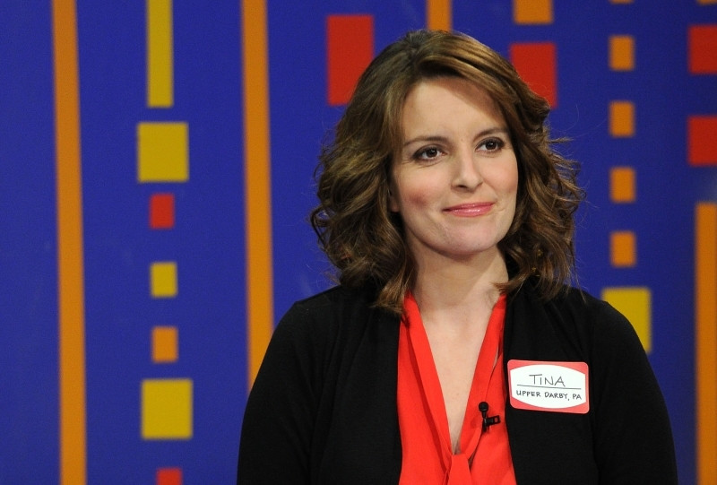 Tina Fey (fot. Getty Images)