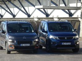 Citroën Berlingo vs Peugeot Rifter - dlaczego Peugeot jest lepszy? | TEST