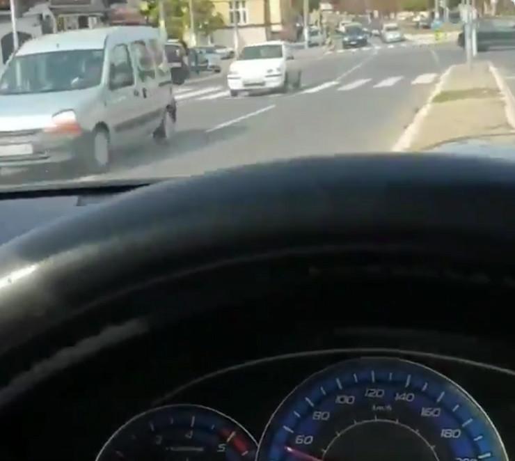 saobraćajni prekršaj