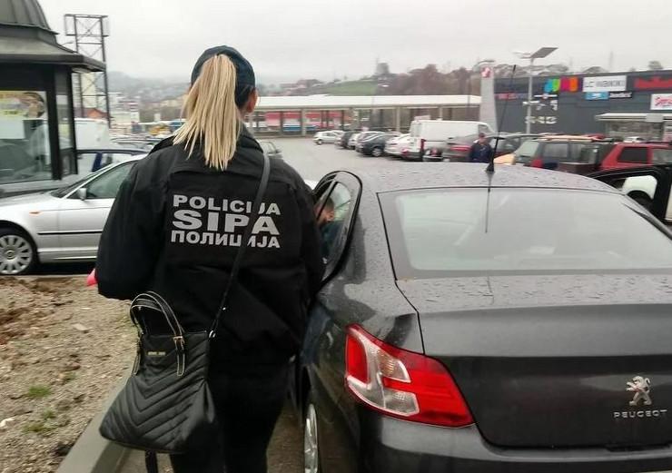 SIPA akcija hapsenje
