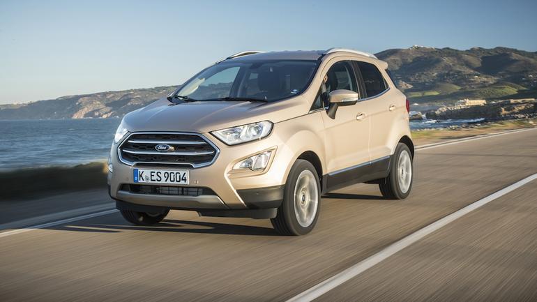 Ford EcoSport FL
