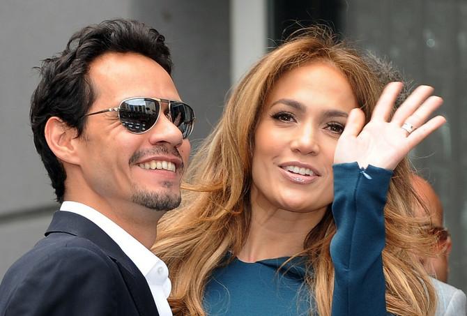 Dženifer Lopez i Mark Entoni su i nakon razvoda u odličnim odnosima