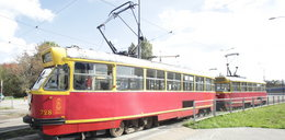 Stare tramwaje idą na złom