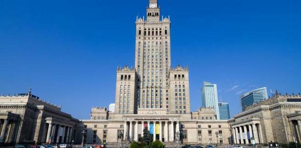 Pałac Kultury, Warszawa