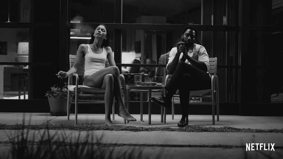 Megnéztük a Malcolm és Marie-t: Zendaya akkorát veszekszik új Netflixes filmjében, hogy nem lenne csoda, ha Oscar-díjat kapna érte