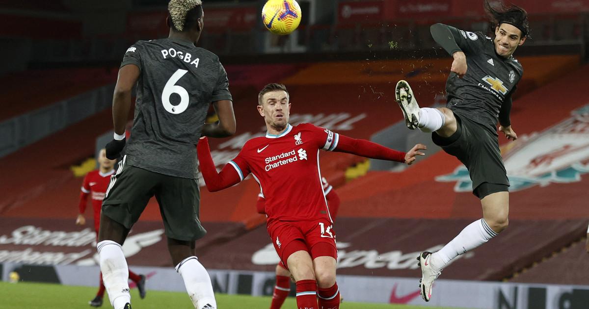 NA ŻYWO. Manchester United - Liverpool. Relacja i wynik meczu ...