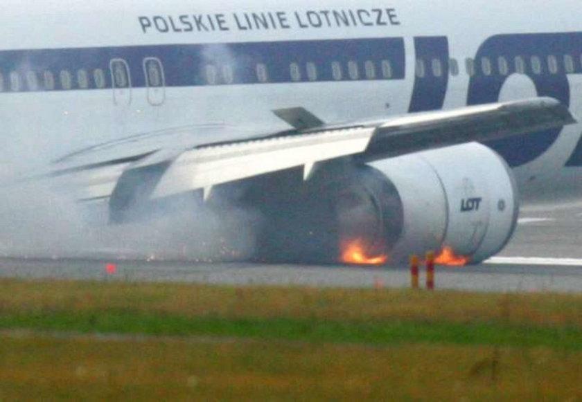 Tak wygląda podwozie Boeinga 767. FOTO