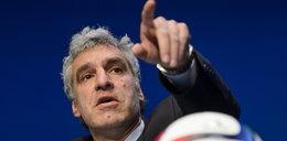 Rzecznik FIFA zwolniony za... żart o Blatterze!