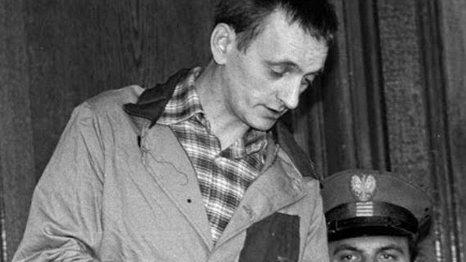 Paweł Tuchlin. Fot. Paweł Kraszewski/PAP