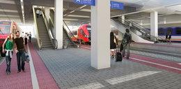 Wreszcie będą ruchome schody na poznańskim dworcu!