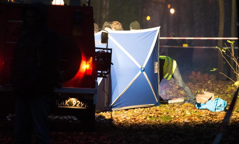 Koszmarna śmierć w katowickim parku