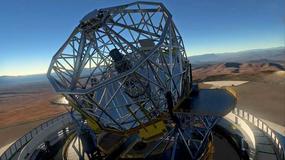 Ekstremalnie Wielki Teleskop na pustyni Atakama znajdzie pozaziemskie życie?