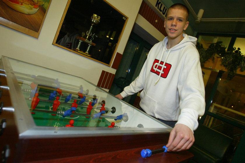 Wojciech Szczęsny (31 l.) jako młody człowiek potrafił się zdenerwować.