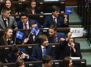 27 września w Sejmie posiedzenie Sejmu Dzieci i Młodzieży