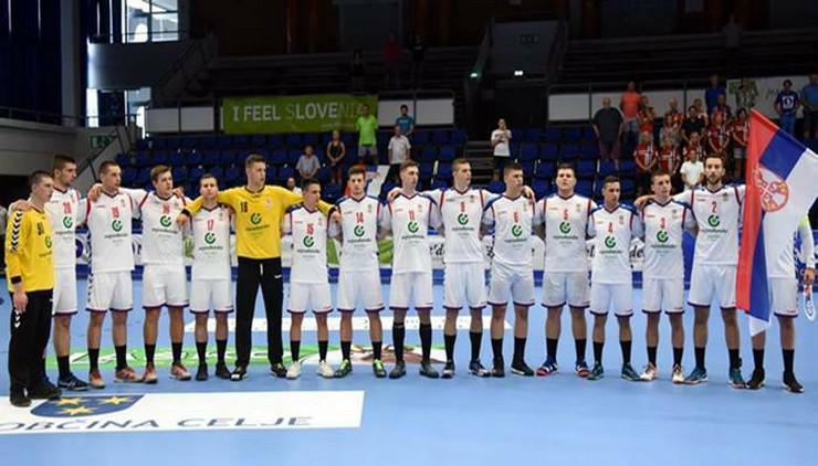Mlada rukometna reprezentacija Srbije