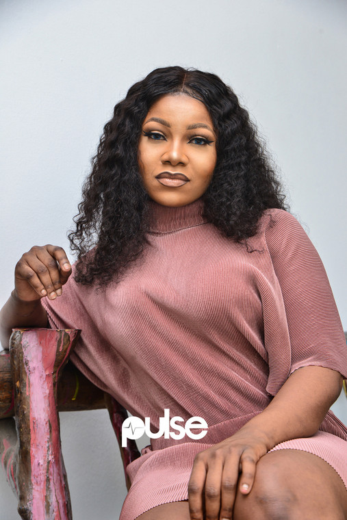 A section of Twitter users have heaped abuse on Tacha for claiming that there is a link between 5G and the spread of sickness. [Credit - Pulse]