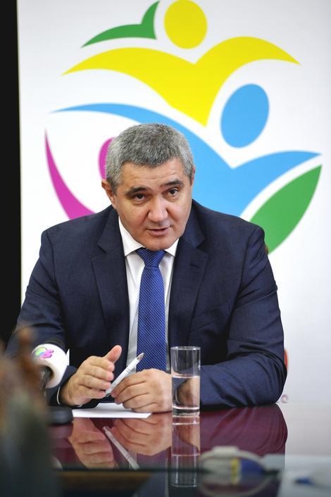Siniša Jasnić, predsednik Univerzitetskog sportskog saveza Srbije
