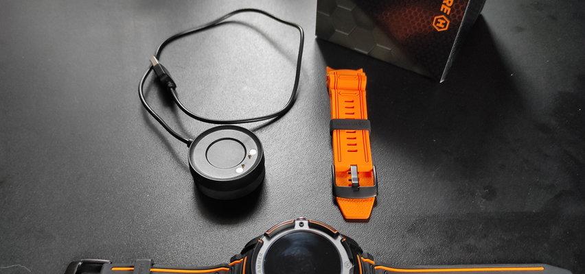 Testujemy Smartwatch Hammer Watch. Polski smartwatch za 349 zł!
