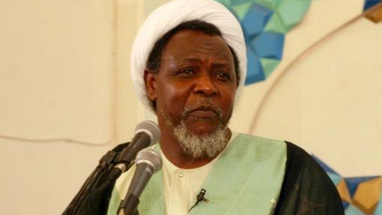 Leader of the Islamic Movement in Nigeria, Ibrahim El-Zakzaky, has been in detention for the past four years [Press TV]