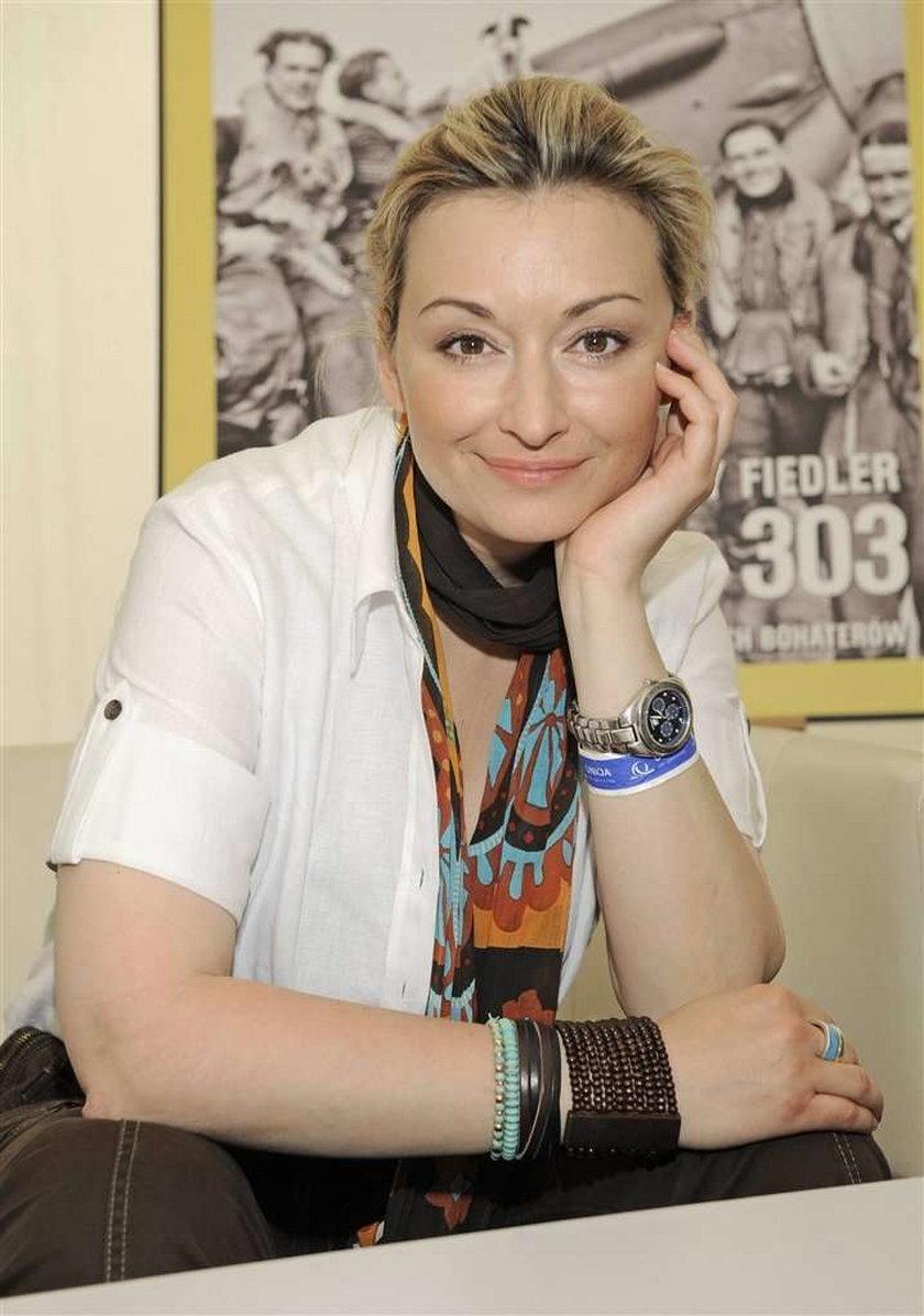 Wywiad z Martyną Wojciechowską