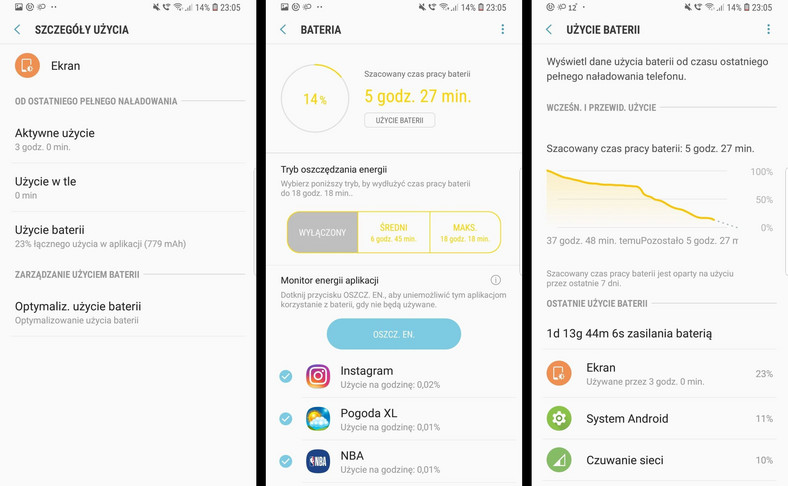 Bateria - Samsung Galaxy S9+
